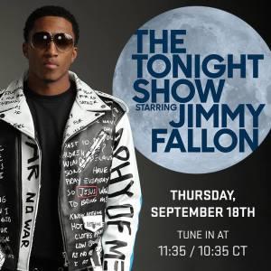 LeCrae Tonight Show